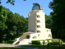 Einsteinturm in Potsdam Germany