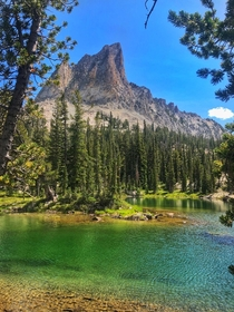 El Capitan of Idaho - Sawtooth Range ID