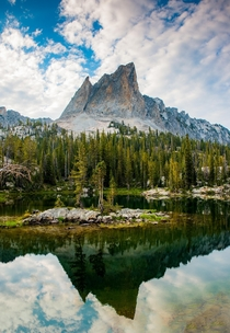 El Capitan Sawtooth National Forest Idaho