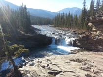 Elbow Falls Kananaskis Country Alberta x