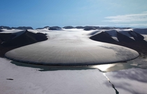 Elephant Foot Glacier Northeast Greenland  photo Karl Eirksson