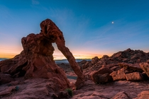Elephant Rock Valley of Fire State Park Arizona United States
