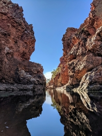 Ellery Creek Big Hole Northern Territory Australia
