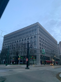 Ellicott Square Building Buffalo NY
