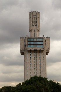 Embassy of Russia in Havana designed by Aleksandr Rochegov