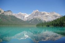 Emerald Lake Yoho National Park British Columbia by JZ