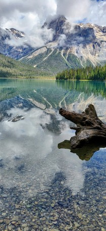 Emerald Lake Yoho National Park  x