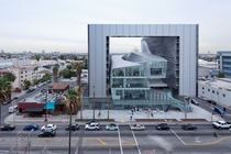 Emerson College Los Angeles Sunset Boulevard Los Angeles California