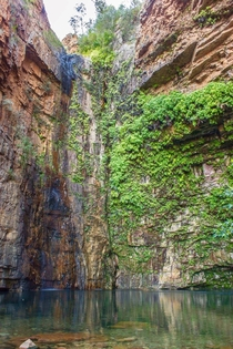 Emma Gorge at Kununurra Northern Territory Australia  OC