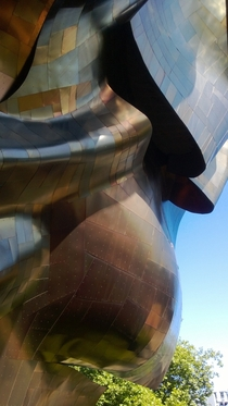 EMP Museum Seattle Washington