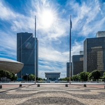 Empire State Plaza Albany New York United States
