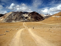 En-Route Marsmik-La at  ft in ladakh region India