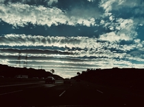 Endless Rows of Clouds