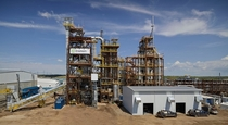 Enerkem full-scale waste-to-biofuels and chemicals facility Edmonton Alberta