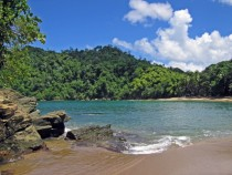 Englishmans bay Trinidad and Tobago