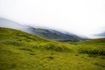 Engulfed by Clouds - Iceland