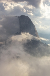 Engulfed the morning I shot this felt so heavenly Glacier Point Yosemite National Park