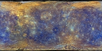 Enhanced Color Mercury Map in Full Size