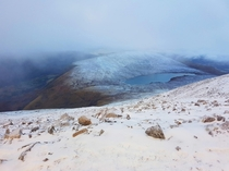 Enjoying The Solitude At This Altitude Ben Nevis United Kingdom -