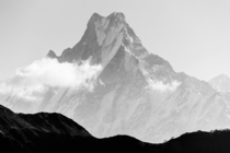 Enshrouded Peak Nepal