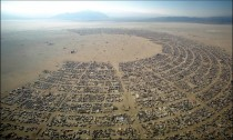 Ephemeral City Burning Man