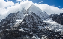Epic Mountains of the Cordillera Huayhuash Peruvian Andes