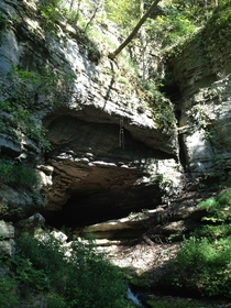 Espey Cave in Tennessee