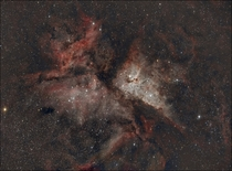 Eta Carina - The Jewel of Austral Sky