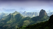 Ethiopian Mountains