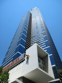 Eureka Tower Melbourne Fender Katsalidis