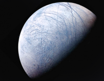 Europa - the Ice Moon of Jupiter