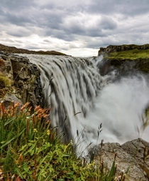 Europes most powerful waterfall Dettifoss in Iceland  - IG glacionaut