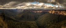 Evans Lookout Blue Mountains Australia