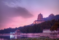 Evening at Summer Palace - Gardens of Nurtured Harmony on Longevity Hill Beijing China by Trey Ratcliff