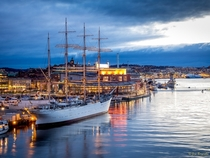 Evening in Gothenburg