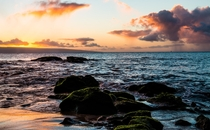 Every moment is a surprise Sunset Maui Hawaii