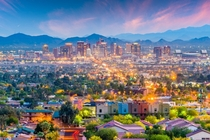 Everybody says Phoenix Arizona is ugly Well I think it can look beautiful at times