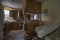 Everything Left Behind in This Abandoned Time Capsule House in Ontario