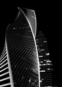 Evolution Tower Moscow