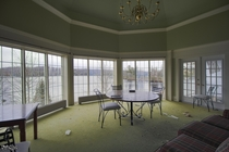 Executive Suite Inside an Abandoned Ontario Resort