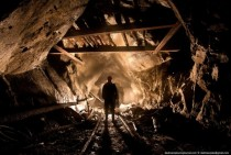Exploration of an Abandoned Mine in Russia