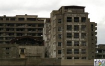 Explore the abandoned Hashima Island with Google Street View link in comments