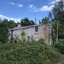 Explored this abandoned Officers Mess recently Was used during both WW amp WW for the Royal Flying Corps and later the RAF Abandoned since  Link to video in comments if youre interested in seeing more