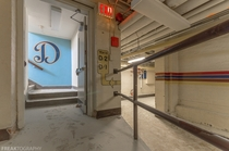 Exploring in the tunnels of a vacant and unused Institutional Facility OC