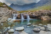 Fairy Pools - Isle of Skye Scotland