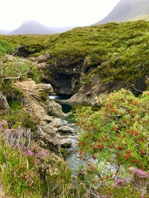 Fairy pools  Isle of Skye Scotland Summer x