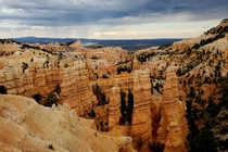 Fairyland Point  Bryce Canyon UT  x