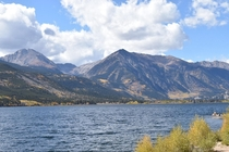 Fall in Colorado - Independence Pass Twin Lakes
