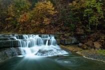 Fall in the Finger Lakes Taughannock Falls State Park