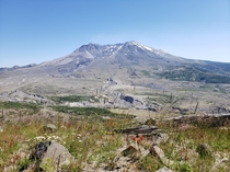 Fall is finally here Missing those hot summer days and wildflowers on Mt St Helens WA USA